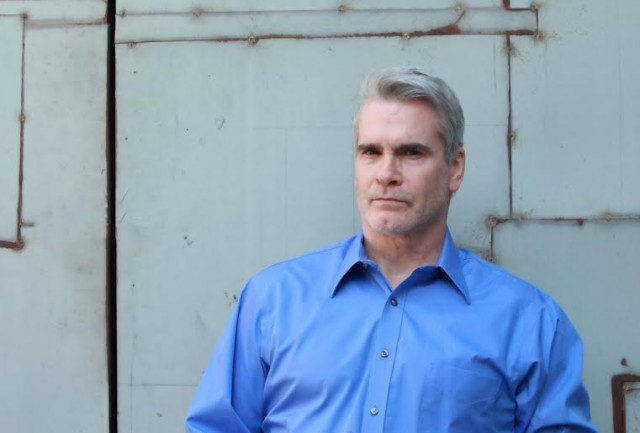Henry Rollins: Charmingly Obstinate European Tour 2016 (Foto:Trinity Music)